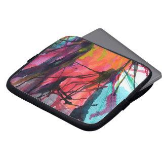 Funda textura artística fundas computadoras
