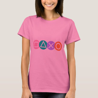 Fundamental Game Symbols T-Shirt