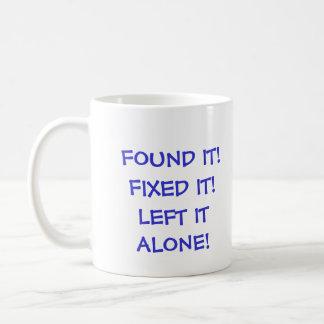 Fundamentals Coffee Mug