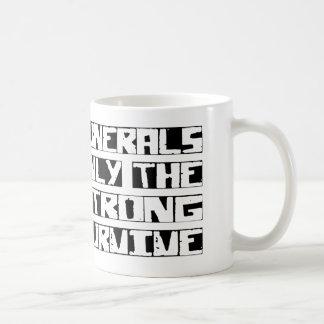 Funeral Survive Coffee Mug