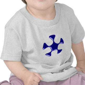 Fünfeck pentagon t-shirt
