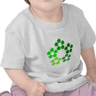 Fünfecke pentagons T-Shirts