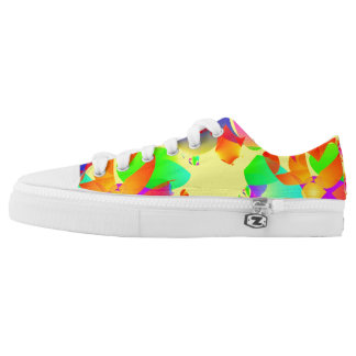 Funfetti Low Top Sneakers