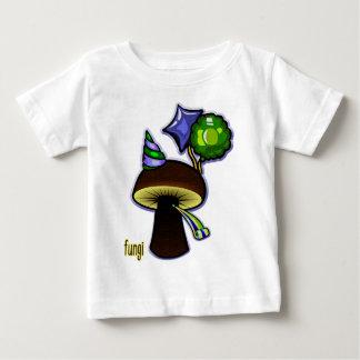 Fungi - Bad Pun Cartoon Baby T-Shirt