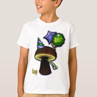 Fungi - Bad Pun Cartoon T-Shirt