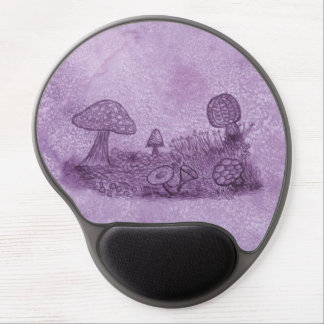 Fungi Meadow Gel Mousepad
