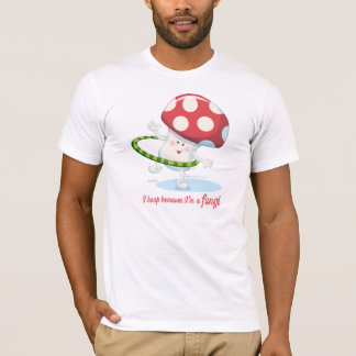 Fungi: Men's tees