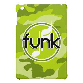 Funk bright green camo camouflage case for the iPad mini