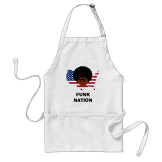 Funk Nation: The United States of Funk Standard Apron