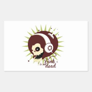 Funk not dead sticker