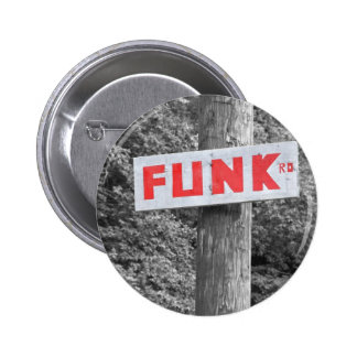 Funk Road 2 Inch Round Button