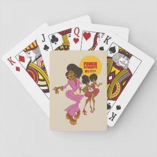 FUNKIE DYNAMITE PLAYING CARDS