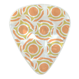 Funktual / Medium Gauge  .80mm Guitar Picks, Pearl Pearl Celluloid Guitar Pick