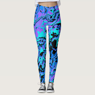 Funky Abstract Leggings