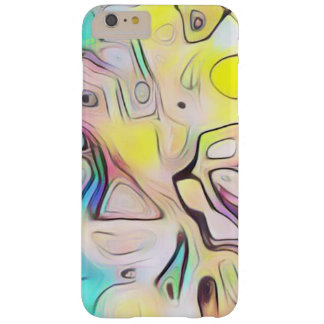 Funky abstract psychedelic barely there iPhone 6 plus case