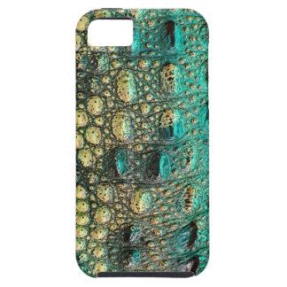 Funky Alligator Skin Print iPhone Case