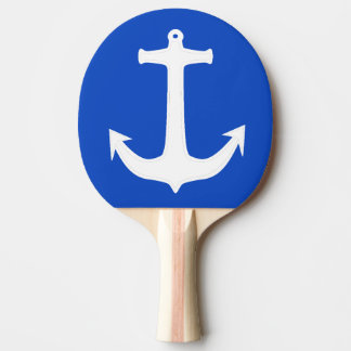 Funky Anchor Ping Pong Paddle