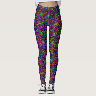 Funky and Colourful Leggings