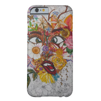 Funky and Floral Phone Case