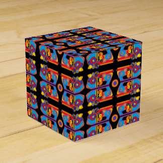 funky art deco gift box