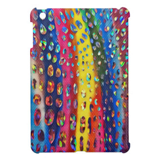 Funky Artistic LGBTQ Rainbow Snake Skin Pattern Cover For The iPad Mini