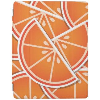 Funky blood orange wedges iPad cover