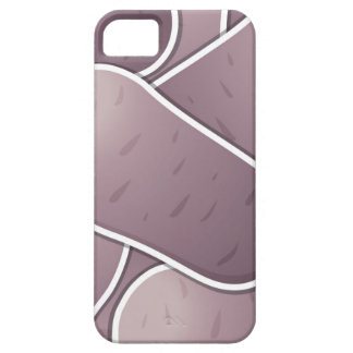 Funky blue potato iPhone 5 cases