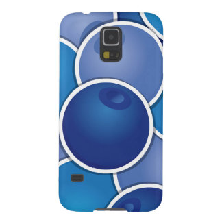 Funky blueberry galaxy s5 covers