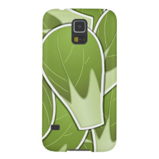 Funky brussel sprout cases for galaxy s5