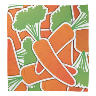 Funky carrot do-rag