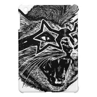 Funky Cat iPad Mini Covers
