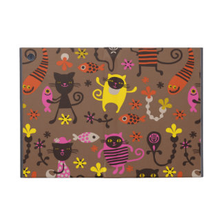 Funky cats iPad mini cover
