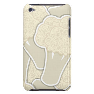 Funky cauliflower barely there iPod cases