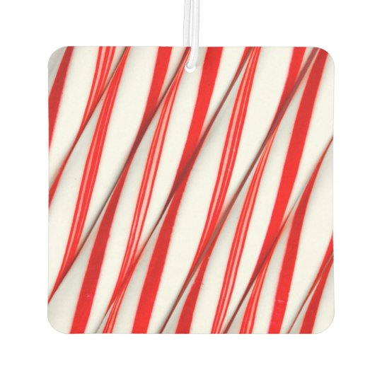 Funky Chrstmas Candy Canes Air Freshener