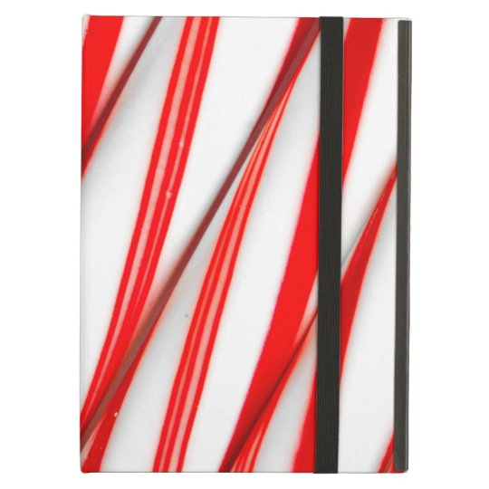 Funky Chrstmas Candy Canes Case For iPad Air