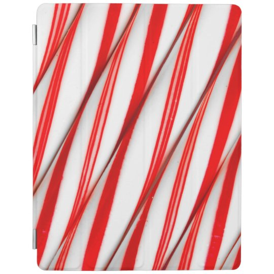 Funky Chrstmas Candy Canes iPad Cover