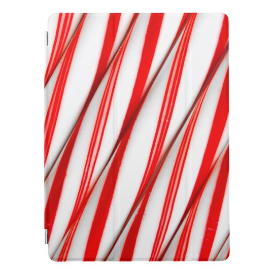 Funky Chrstmas Candy Canes iPad Pro Cover