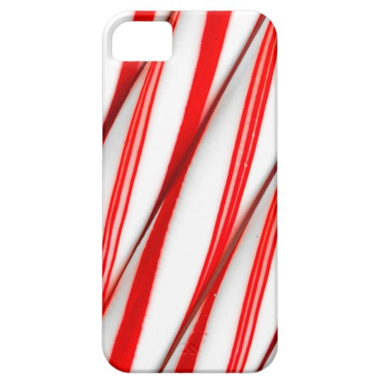 Funky Chrstmas Candy Canes iPhone 5 Cover