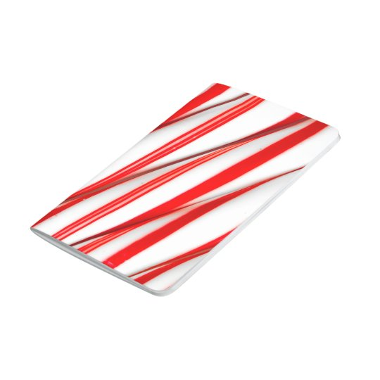 Funky Chrstmas Candy Canes Journal