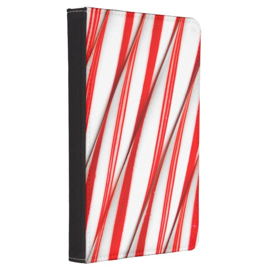 Funky Chrstmas Candy Canes Kindle Touch Case