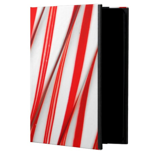 Funky Chrstmas Candy Canes Powis iPad Air 2 Case