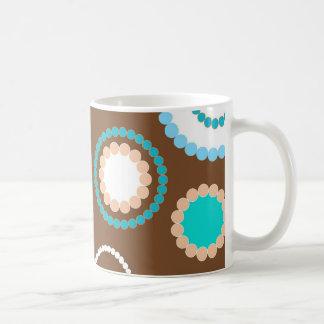 Funky circles - Mug