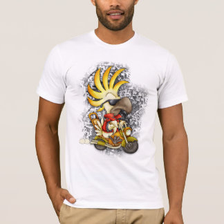 Funky Cockatoo T Shirt - Cockatoo T