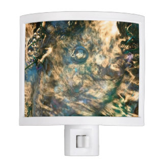 Funky Colored Water Night Light