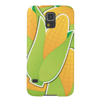 Funky corn galaxy s5 cover