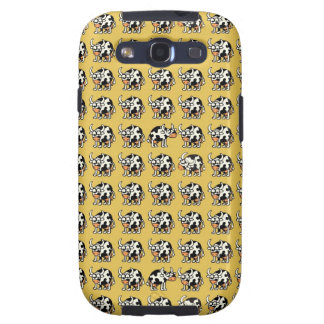 Funky Cows Samsung Galaxy S3 Covers