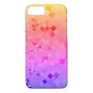 Funky Disco Sunset iPhone 8/7 Case