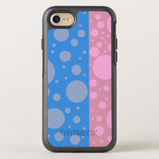 Funky Dots Custom OtterBox Apple iPhone 7 Symmetry