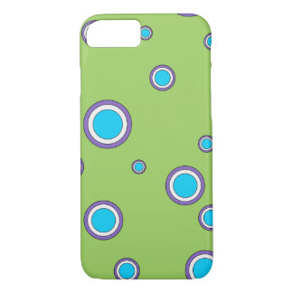 Funky dots iPhone 7 case