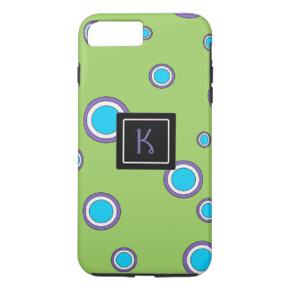 Funky dots iPhone 7 plus case